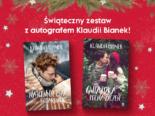 Przywołujemy święta! Zestaw książek z autografem Klaudii Bianek!